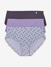 Jockey® 3-pk. Elance® Hipsters Panties