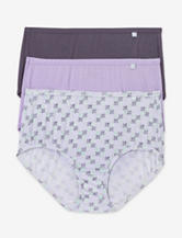 Jockey® 3-pk. Elance® Super Soft Brief Panties
