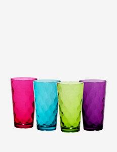 Home Essentials Eclipse 4-pc. Glassware Set