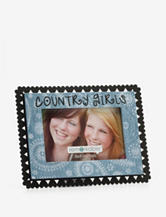 Fetco Kenan Country Girls Picture Frame
