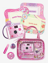 Pecoware Fancy Camera & Picture Frame Set