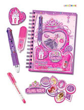 Pecoware Princess My Special Journal Kit