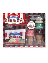 Melissa & Doug Ice Cream Cone Playset