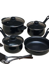 Chef Du Jour 32 Piece Kitchen Cookware Set