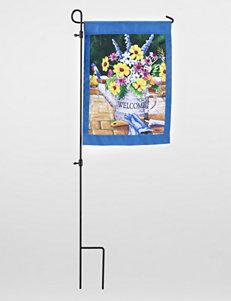 Evergreen Accessories 3 Piece Garden Stand