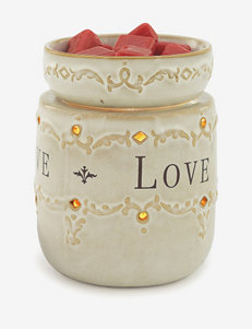 Candle Warmers® Live, Love, Laugh Illumination Fragrance Warmer