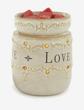 Candle Warmers® Live, Love, Laugh Illumination Fragrance Warmer