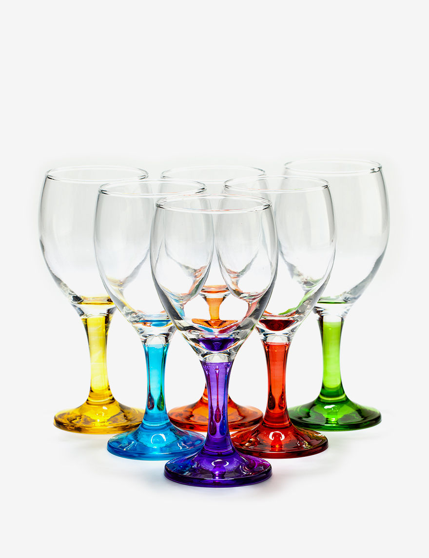 Galerry home essentials colored glasses