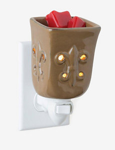 Candle Warmers® Fleur-De-Lis Plug-In Wax Warmer