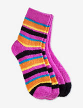 Hannah 2-pk. Slipper Socks – Ladies