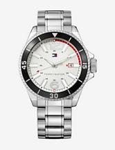 Tommy Hilfiger Men's Stainless Steel Bracelet Watch