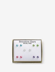 Fashion Accents 5-pc. Earrings Set – Gift Boxed