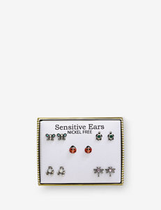 Fashion Accents 5-pc. Boxed Earrings Set