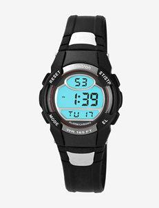 Armitron Chronograph Red Reflector Digital Sport Watch – Ladies