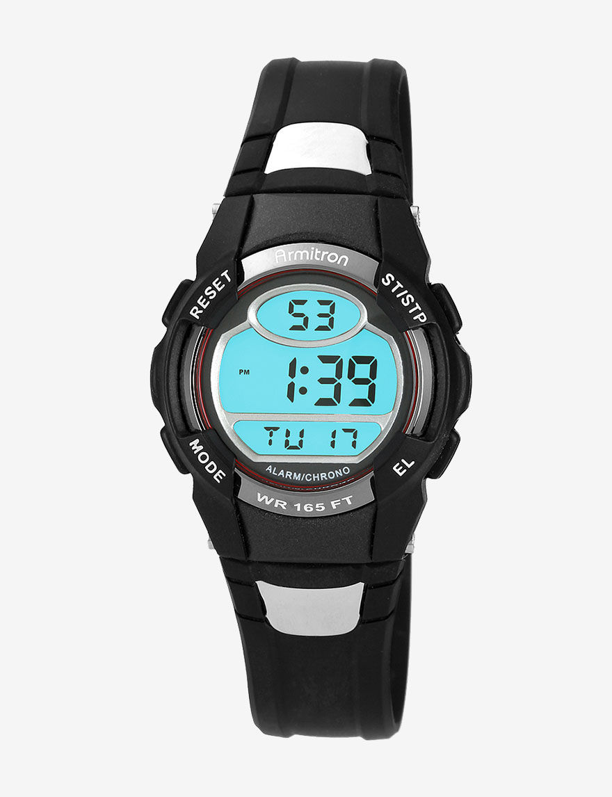 armitron chronograph reflector digital sport