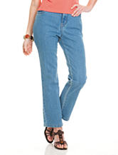 Gloria Vanderbilt Petites Amanda Stretch Short Length Jeans