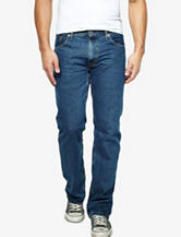 Levi's® 505™ Big & Tall Regular Fit Straight Denim Blue Jeans
