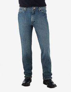 Wrangler® 933SEVM Slim Fit Silver Edition Jeans