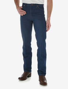Wrangler® 936 Pre-Washed Slim Fit Cowboy Cut Jeans