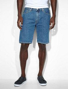 Levi's® 505™ Regular Fit Denim Blue Shorts