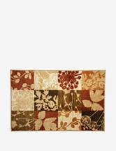 Bacova Guild Crestwood Rust Studio Designs Plush Rug