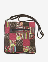Donna Sharp Regency Patch Expandable Hipster Bag