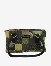 Donna Sharp Montreal Patch Reese Shoulder Bag