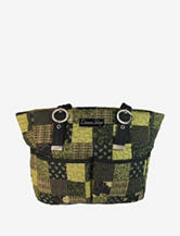Donna Sharp Montreal Patch Elaina Tote Bag