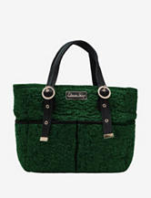 Donna Sharp Jade Croco Elaina Tote Bag