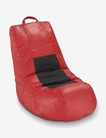 Ace Sweet Spot Gaming Bean Bag Chair - Red - - ACE by Ace Bayou