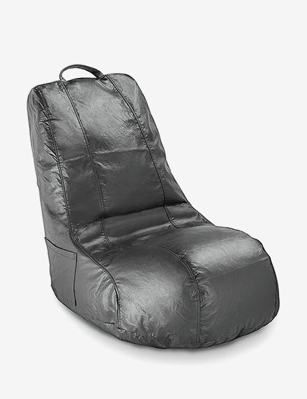 Ace Gaming Bean Bag Chair - Black - - ACE by Ace Bayou