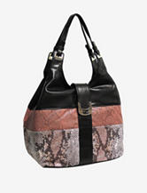Buxton Ava Collection Hobo Bag