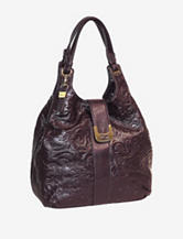 Buxton Fiona Collection Hobo Bag