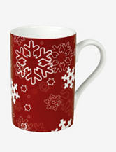 Waechtersbach Set Of 4 Snowflake Mugs