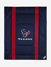 Houston Texans Sidelines Comforter