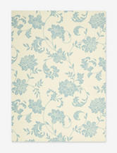 Nourison Home and Garden Floral Ivory Rug