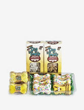 """Foppers 174-pc. """"Buzzing Around Bumblebee"""" Dog Treat Gift Set"""