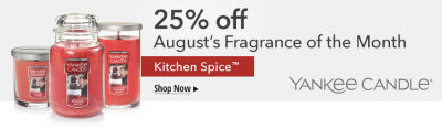yankee candle fragrence of the month
