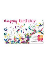 Gift Card – Confetti