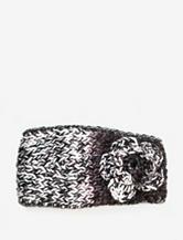 David & Young Marled Yarn Headwrap