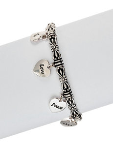 L & J SIlver Bracelets Fashion Jewelry