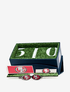 Cufflinks San Francisco 49ers 3-pc. Gift Set