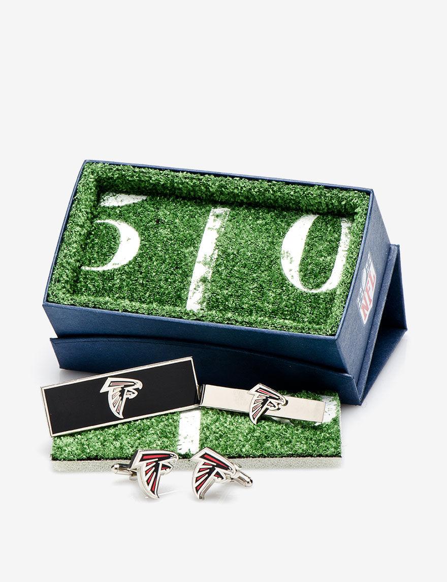 Cufflinks Black Money Clips Cufflinks Jewelry Sets NFL