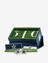 Cufflinks Dallas Cowboys 3-pc. Gift Set