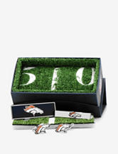 Cufflinks Denver Broncos 3-pc. Gift Set