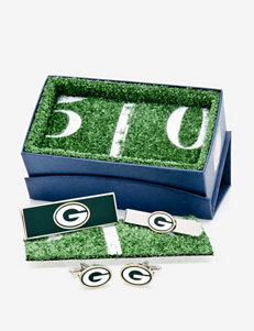 Cufflinks Green Bay Packers 3-pc. Gift Set