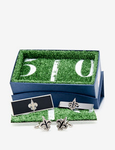 Cufflinks New Orleans Saints 3-pc. Gift Set