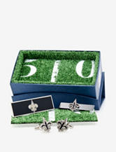 Cufflinks New Orleans Saints 3-pc. Gift Set