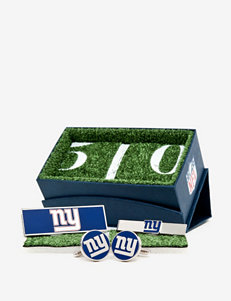 Cufflinks New York Giants 3-pc. Gift Set