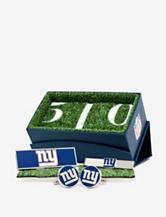 Cufflinks New York Giants 3-pc. Gift Set